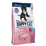 Happy Cat Fit & Well Junior Grainfree Ente Kacsa 300g