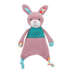 Trixie Junior Bunny csörgős testtetl és síppal 28cm