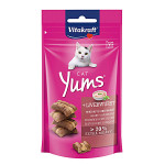 Vitakraft Cat Yums Liverwurst Májas 40g