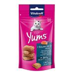 Vitakraft Cat Yums Lachs Lazaccal 40g