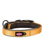 Trixie Experience Premium nyakörv arany L-XL 45-60cm/25mm