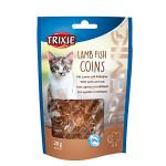 Trixie Premio Lamb Fish Coins 20g
