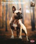 Trixie 2021 évi Francia Bulldog kutyás falinaptár