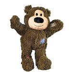 KONG Wild Knots Bears Plüss Mackó Sötétbarna XL