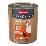 Animonda GranCarno Single Protein Pulyka 800g