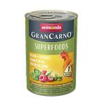 Animonda GranCarno Superfoods Csirke Málna 400g