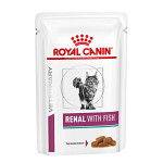 Royal Canin Feline Renal with Fish 85g