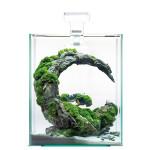 AquaEl Shrimp Set Day & Night LED 20 Fehér 25x25x30cm