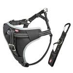 Trixie Protect Car Harness biztonsági hám L