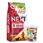 FitActive NEXT Hypoallergenic Adult 5 Reds 15kg +Ajándék jutalomfalat