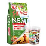 FitActive NEXT Hypoallergenic Adult Meadow Stars 15kg +Ajándék Jutalomfalat