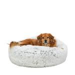 Trixie Harvey UP extrapuha magasított szőrös kutyafekhely Szürke 60cm