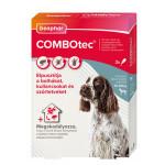 Beaphar COMBOtec Spot-on Medium Dog bolha- és kullancsirtó kutyáknak 3x1,34mg