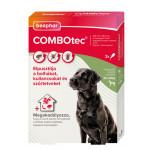 Beaphar COMBOtec Spot-on Large Dog bolha- és kullancsirtó kutyáknak 3x2,68mg