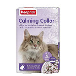 Beaphar Calming Collar stresszoldó nyakörv macskáknak 35cm
