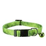 Trixie Dinamic mintás macskanyakörv zöld
