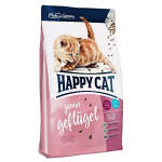 Happy Cat Fit & Well Junior Geflügel 4kg