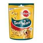 Pedigree Tasty Minis Chewy Slices marhahúsos jutalomfalatok 150g