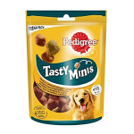 Pedigree Tasty Minis Chewy Cubes csirkés jutalomfalatok 130g