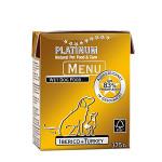 Platinum Menü Iberico Turkey Iberiai sertés pulyka 375g