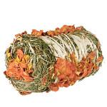 Trixie Hay Bale with Pumpkin Szénabála sütőtökkel és répával 200g