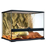 ExoTerra Glass Terrarium Medium/Wide 60x45x45cm