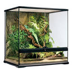 ExoTerra Glass Terrarium Medium/Tall 60x45x60cm