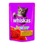 Whiskas Junior Csirkehússal Aszpikban 100g