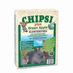 Chipsi Faforgács Zöldalma illatú 60L