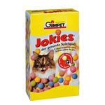 GimCat Jokies vitaminos drazsé 120db