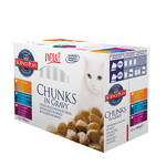 Hills SP Feline Adult Multipack Chicken-Fish-Beef 12x85g