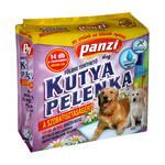 Panzi Helyhez szoktató kutyapelenka 60x40cm 14db