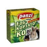 Panzi Zöldalmás fogkoptatókő rágcsálóknak