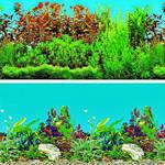 Trixie AquaPro kétoldalas akváriumháttér 80x40cm
