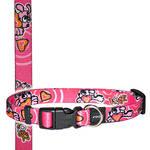 ROGZ Pupz Pink S nyakörv 19-30cm