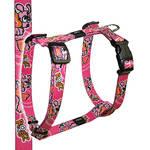 ROGZ Pupz Pink M hám 40-70cm