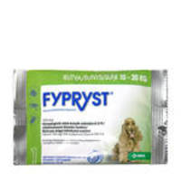 Fypryst Spot On kutya M 10-20kg 1db
