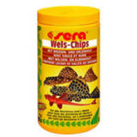 Sera Wels Chips 250ml