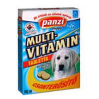Panzi Multivitamin Tabletta kölyökkutyáknak 100db