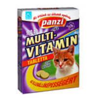 Panzi Multivitamin Tabletta macskáknak 100db