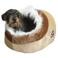 Trixie Minou Plüss kutyaodu Bézs 50cm