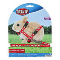 Trixie Törpenyúlhám Baby-Bunny Piros