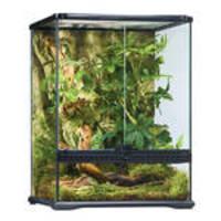 ExoTerra Glass Terrarium Medium/X-Tall 60x45x90cm