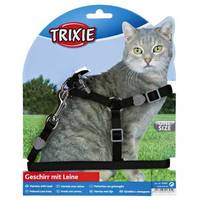 Trixie One Touch Step macskahám Fekete 26-37cm