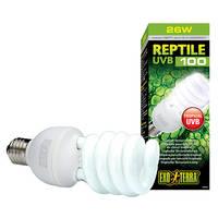 ExoTerra Reptile UVB 100 Compact 25W