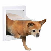 Trixie 2-Way Dog Flap kutyaajtó XS–S 20x21cm