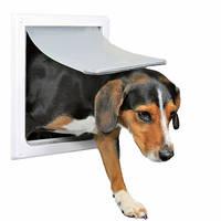 Trixie 2-Way Dog Flap kutyaajtó S–M 23x30cm