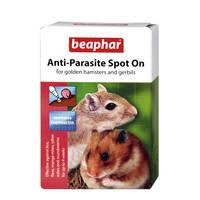 Beaphar Spot On Small Rodent hörcsögöknek és futóegereknek 2db