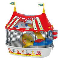 Ferplast Circus Fun Decor hörcsögketrec 49x34x52cm