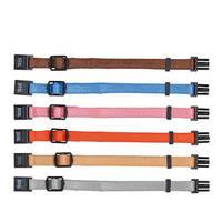 Trixie Alomjelölő nyakörv pasztel színekkel S-M 6db